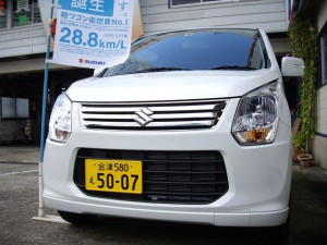 新型ワゴンR 2